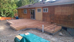 addition floor joists