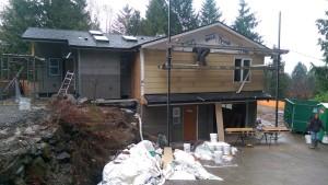 front siding calderwood