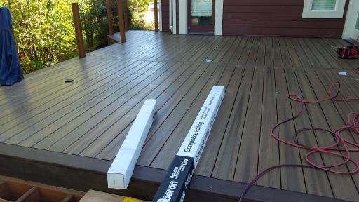 Clegg deck